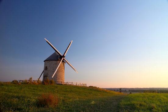 le moulin de Moidrey
