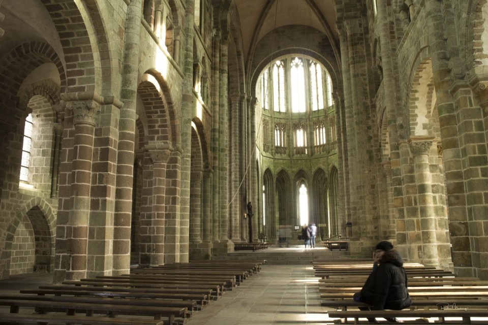 Car Lot Near Me >> Inside Mont St Michel - my recent visit to the abbey